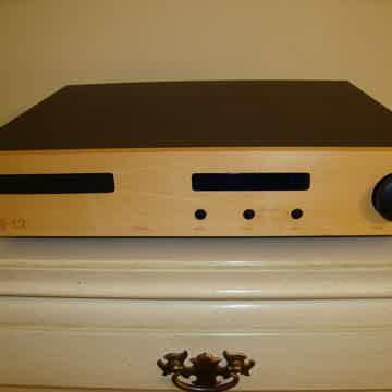 SQ12 CD player
