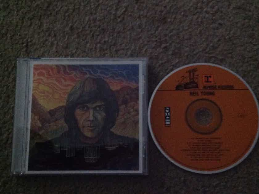 Neil Young  - Neil Young HDCD Reprise Records CD