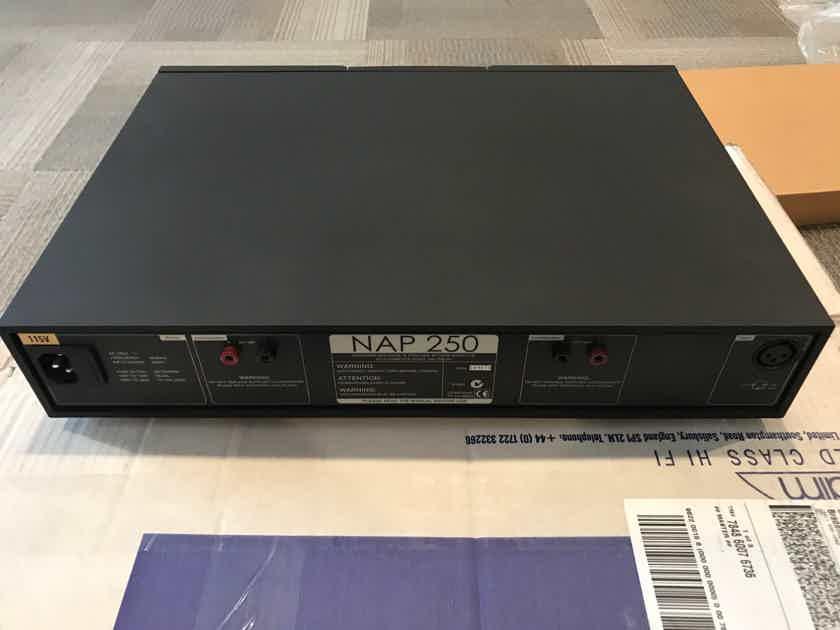 NAIM  NAP 250 Amplifier