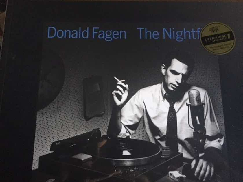 DONALD FAGAN - THE NIGHTFLY  MFSL ULTRA DISC ONE STEP 45 RPM New