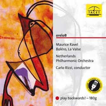 Ravel: Bolero, La Valse  (Plays Backwards!) TERCET