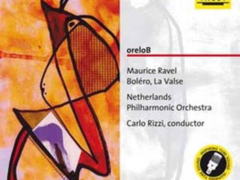 Carlo Rizzi & Netherlands Philharmonic Orchestra  Ravel: Bolero, La Valse  (Plays Backwards!) TERCET