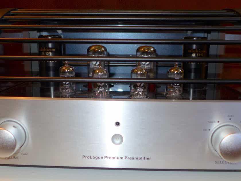 PrimaLuna ProLogue Premium Preamplifier with remote