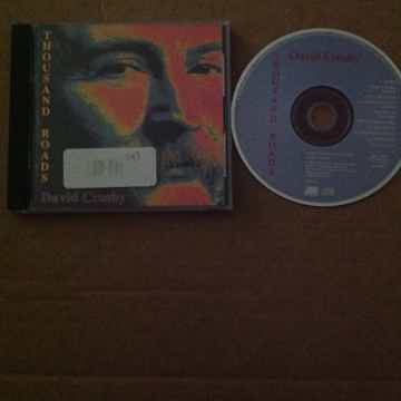 David Crosby - Thousand Roads Atlantic Records Compact ...