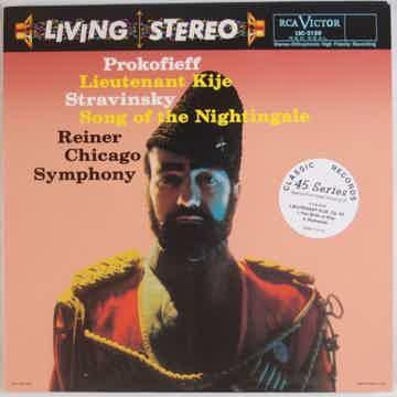 PROKOFIEFF: Lietenant Kiji  RCA Living Stereo