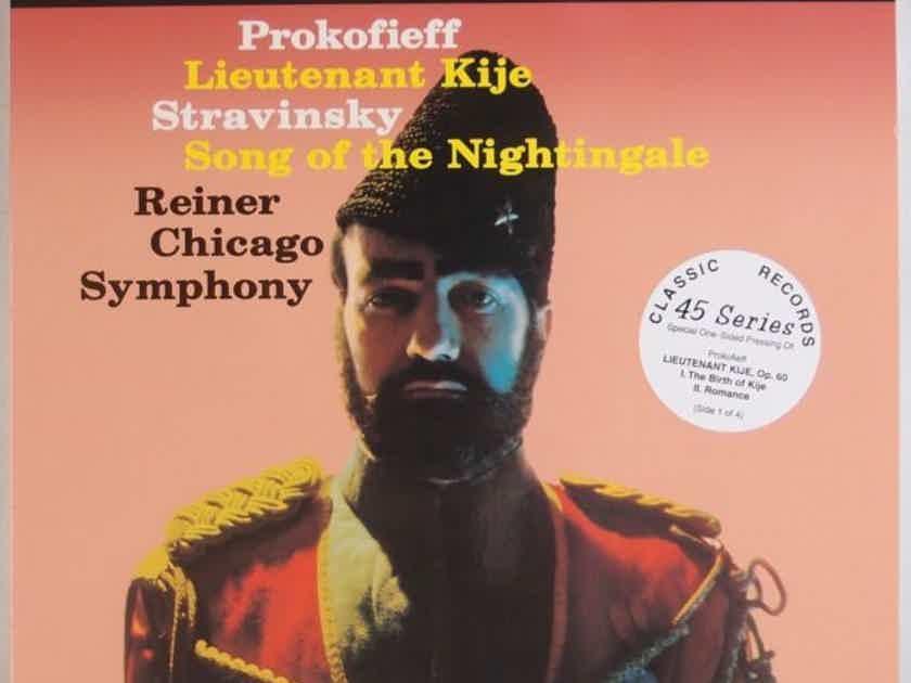 ReiniePROKOFIEFF: Lietenant Kiji Living Stereo Classic Records 4LPs