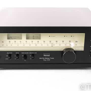 Sansui TU-717 Vintage AM / FM Tuner