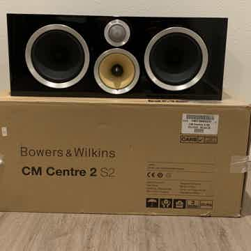 CM 2 S2 Centre speaker center