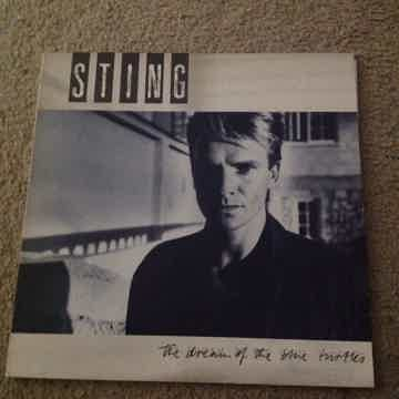 Sting - The Dream Of The Blue Turtles A & M Records Qui...