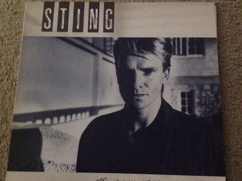 Sting - The Dream Of The Blue Turtles A & M Records Quiex Audiophile Vinyl LP NM