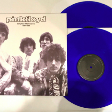 Pink Floyd - Complete BBC Sessions 1967-68 2LPs in Blue...