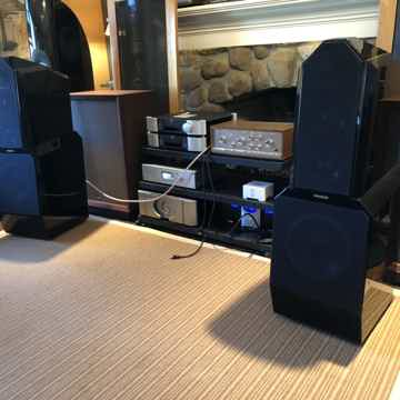 EgglestonWorks Andra II Full Range Speakers, Speaker of...