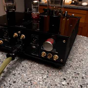 Balancing Act Tube Headphone Amplifier