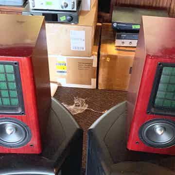 King Sound Princess II Electrostatic  Hybrid Monitors