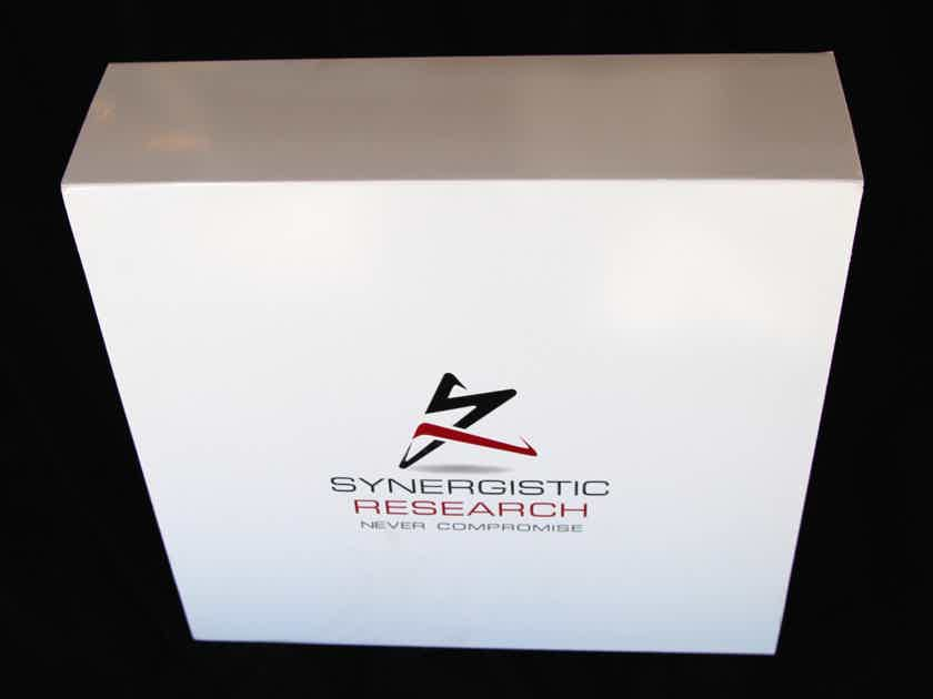 Synergistic Research Atmosphire Level 4 Top UEF 1m XLR's !