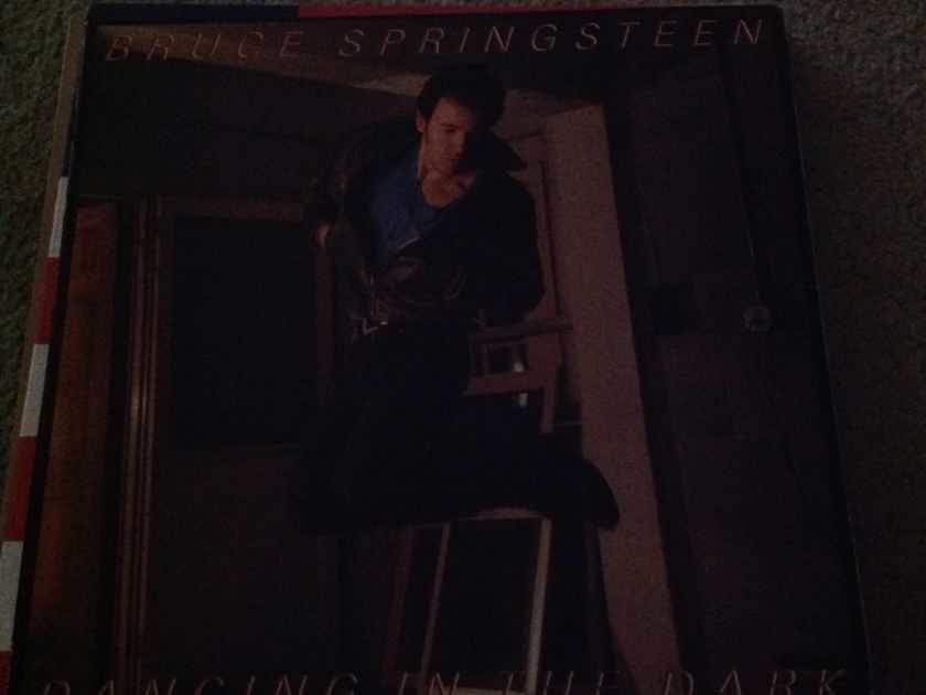 Bruce Springsteen - Dancing In The Dark 12 Inch EP Columbia Records Vinyl NM