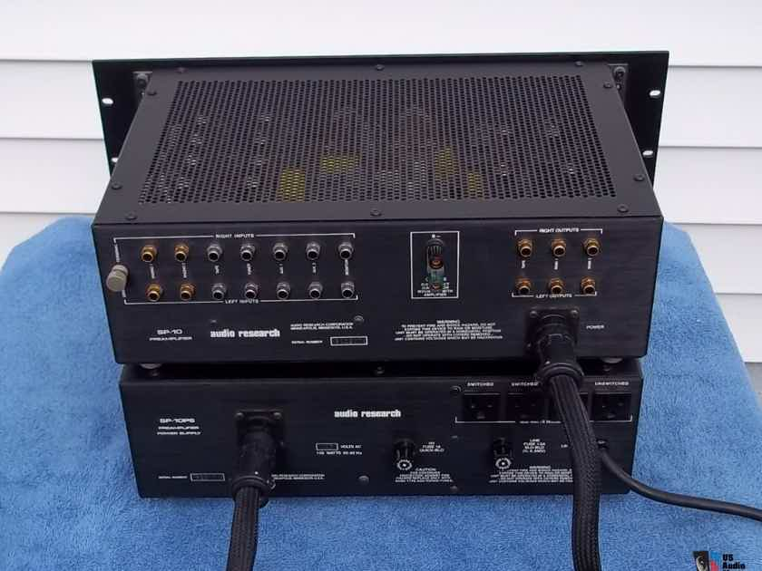 Audio Research SP-10 mkII
