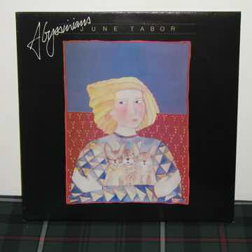 "June Tabor    ""Abyssinians"" - UK (English) Import/ Topi..."