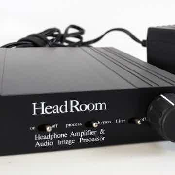 HeadRoom Headphone Amplifier + Audio Image Processor