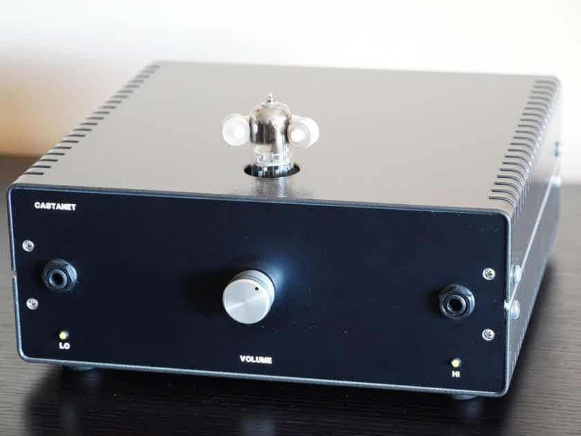 Hagerman Audio Labs Castanet Tube Headphone Amplifier