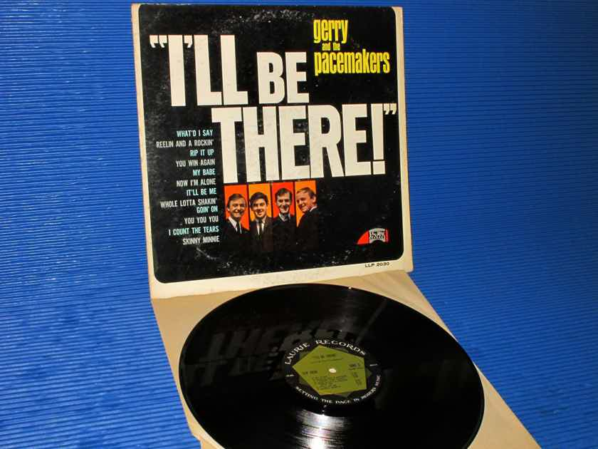 """GERRY & THE PACEMAKERS  - """"I'll Be There"""" - Laurie Records 1964 Mono"""