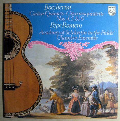 Boccherini - Pepe Romero, Academy Of St. Martin