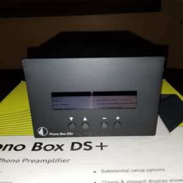 project Phono box ds +