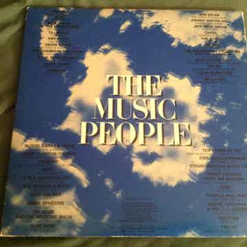 Various  The Music People 3 LP Set Bob Dylan Jeff Beck ...
