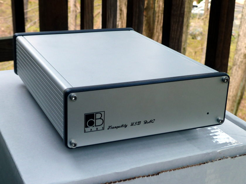 DB AUDIO LABS Tranquility USB Dac