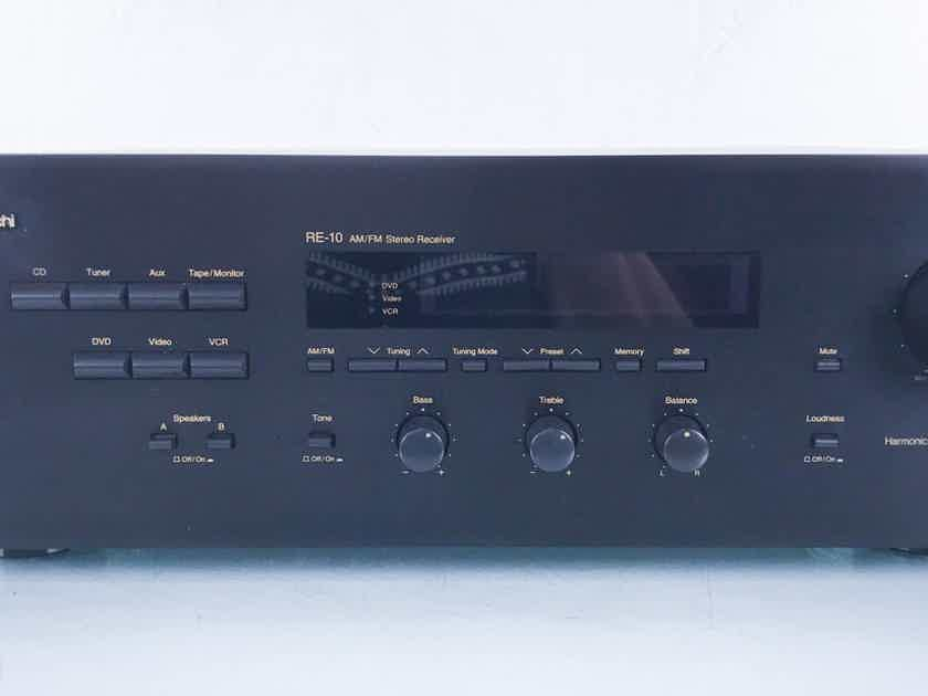 Nakamichi RE-10 Stereo AM / FM Receiver RE10 (14636)