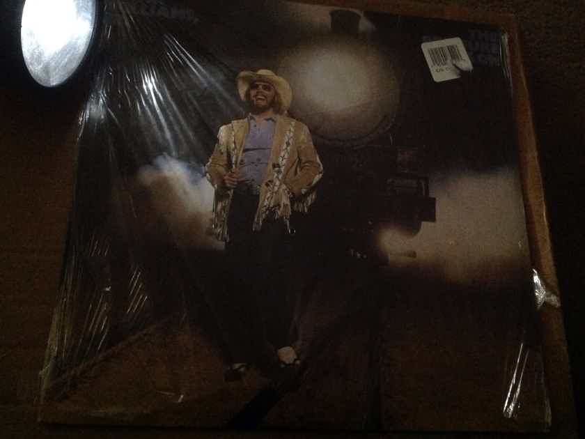 Hank Williams Jr. - The Pressure Is On Sealed Vinyl LP