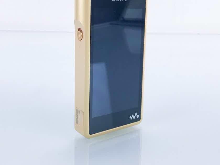 Sony NW-WM1Z Portable Music Player; 256GB (17341)