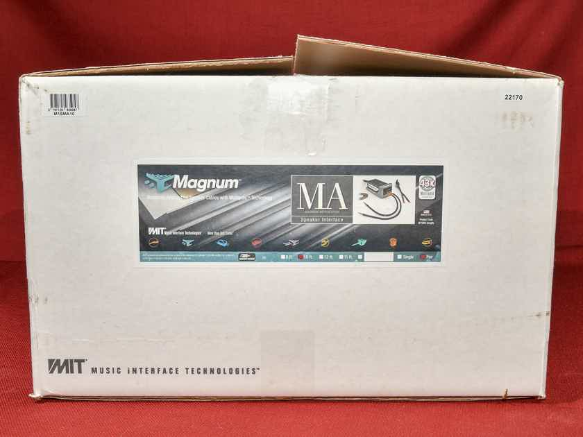 MIT Magnum MA Speaker Cables - 10 ft.