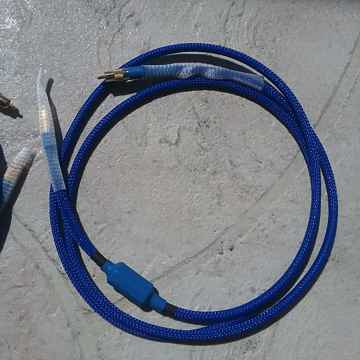 Maker Audio Rca Maker Audio reference Blue cables