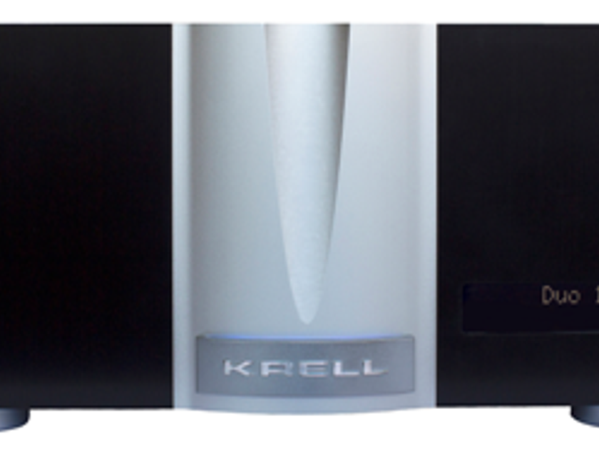 Krell Duo 175 Stereo Amplifer XD
