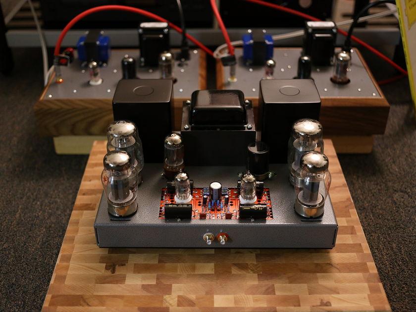 Pentode 6 - KT66 Power Amp Hashimot/Sansui Output Transformer