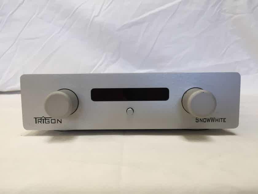 Trigon Audio Snow White pre amplifier