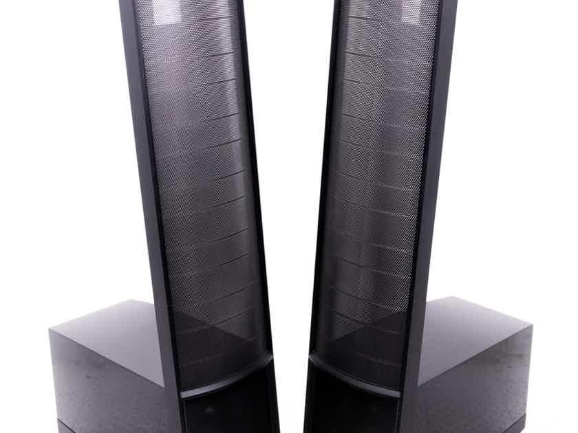 Martin Logan Expression ESL 13A Electrostatic Speakers; Gloss Black Pair (20669)