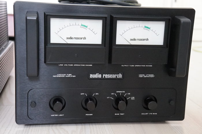 Audio Research, Sonic frontiers, Mcintosh
