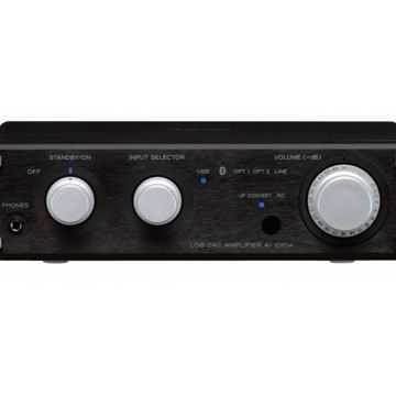 Integrated Amp w/USB DAC: Brand New-in-Box;