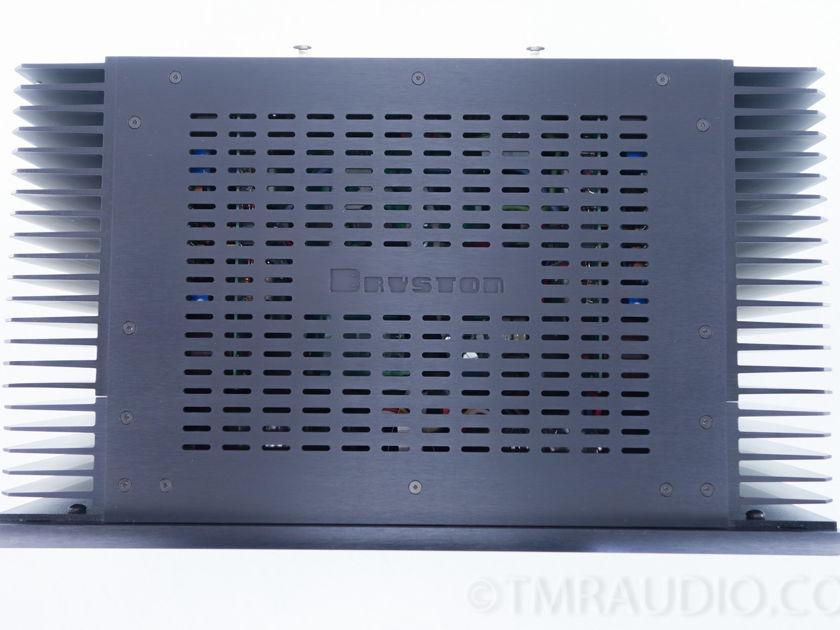 Bryston 3B SST 2 Stereo Power Amplifier; Black (8269)