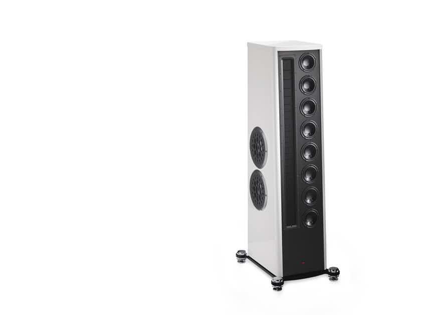 T+A Solitaire CWT 1000-8 SE  Floorstanding loudspeaker in High Gloss Carbon