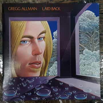 Gregg Allman - Laid Back PROMO Capricorn Records CPN-0116