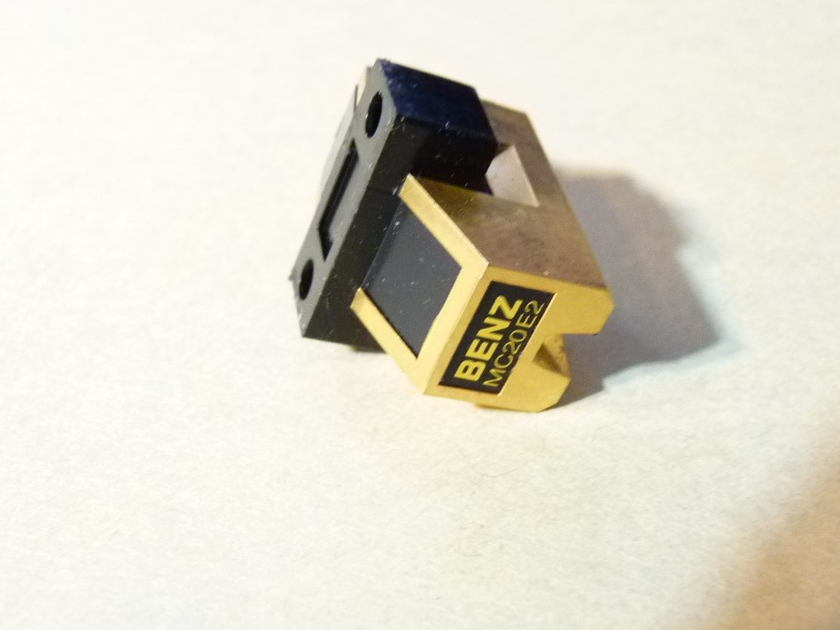 Benz Micro MC 20  E2 phono cartridge MC type