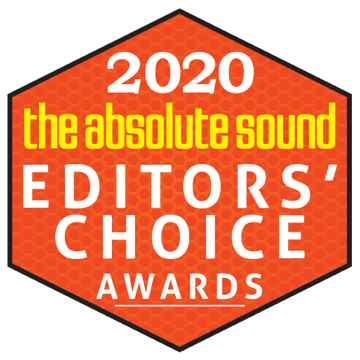 The Absolut Sound Editor's Choice Award 2020