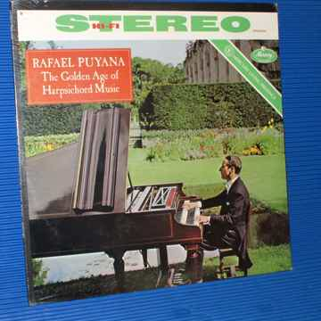 "RAFAEL PUYANA   ""The Golden Age of Harpsichord Music"" -"