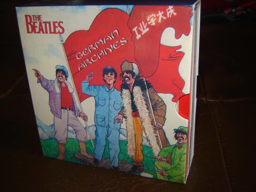 BEATLES DR EBBETTS - GERMAN ARCHIVES 17 MINI LP CD BOX SET NEW