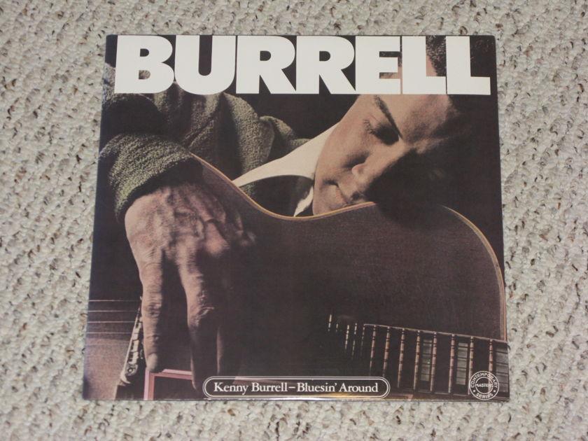 Kenny Burrell - Bluesin' Arround
