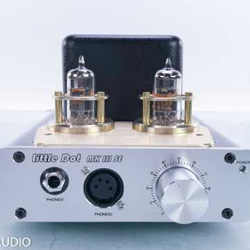Mk III SE Stereo Tube Headphone Amplifier
