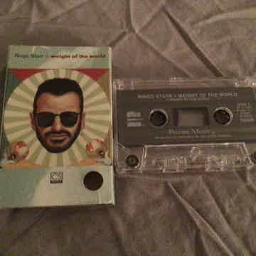 Ringo Starr Pre Recorded Cassette Private Music Chrome ...